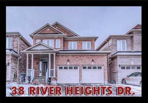 38 River Heights Dr E,  W3723119, Brampton,  sold, , Thurairajah RAMESH, RE/MAX Royal Properties Realty Ltd., Brokerage