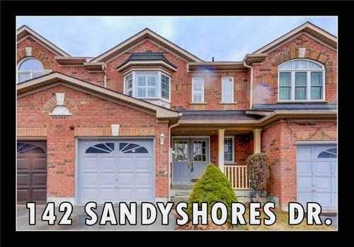 142  Sandyshores Dr N,  W4079539, Brampton,  sold, , Thurairajah RAMESH, RE/MAX Royal Properties Realty Ltd., Brokerage