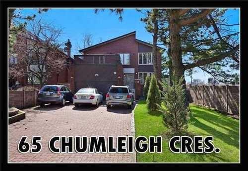 65 Chumleigh Cres ,  N3478479, Markham,  sold, , Thurairajah Ramesh, RE/MAX Royal Properties Realty Ltd., Brokerage