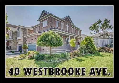 40 Westbrook  Ave E,  W3925951, Brampton,  sold, , Thurairajah Ramesh, RE/MAX Royal Properties Realty Ltd., Brokerage