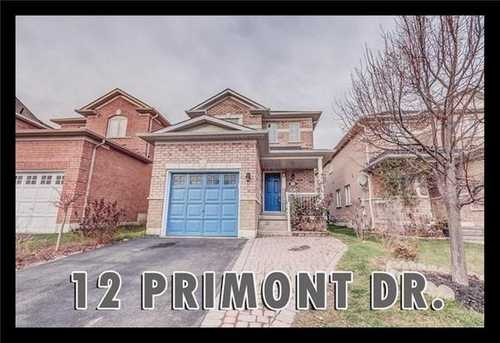 12 Primont Dr N,  N3665074, Richmond Hill,  sold, , Thurairajah Ramesh, RE/MAX Royal Properties Realty Ltd., Brokerage
