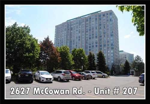 207 - 2627 Mccowan Rd ,  E3502773, Toronto,  sold, , Thurairajah Ramesh, RE/MAX Royal Properties Realty Ltd., Brokerage